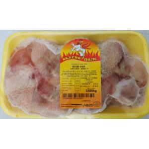 700 гр. Пилешки крила Вкусно пиле замразени тарелка