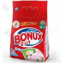 2 кг. Перилен препарат Bonux 2в1 20 пранета роза