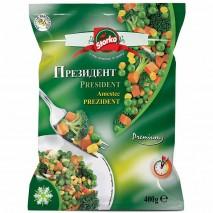 400 гр.зеленчуков микс Президент Сторко