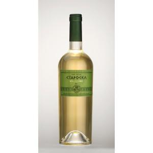 750 мл. вино Бял милезим Старосел