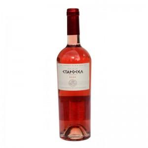 750 мл. вино Розе Старосел