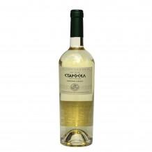 750 мл. вино Шардоне&Мускат Старосел