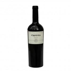 750 мл. вино Сира Старосел
