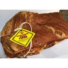 1 кг. Варено-пушени свински гърди Чех