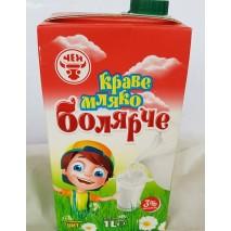 1 л. Прясно мляко Чех 3%