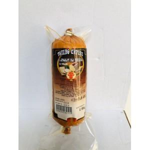 180 г. Топено пушено сирене за рязане Чех