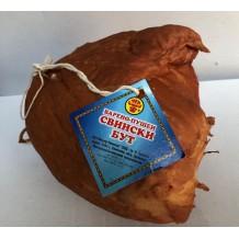 1 кг. Варено-пушен свински бут Чех