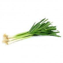 1 брой връзка зелен чесън
