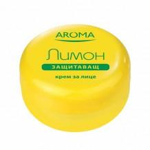 75 мл. крем за лице лимон защитен Арома