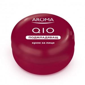 75 мл. крем за лице Q10 подмладяващ  Арома