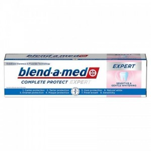 50 мл. Паста за зъби Blend-a-med Complete Protect Expert Sensitive