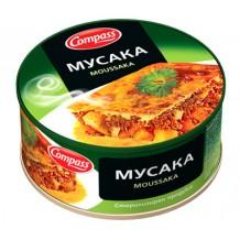 300 гр. мусака консерва Компас