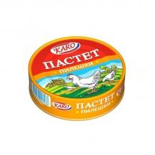 180 гр. пастет пилешки Каро