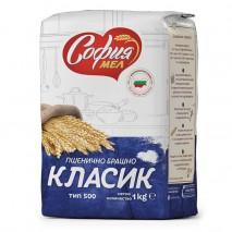 1 кг. брашно класик София Ме�...