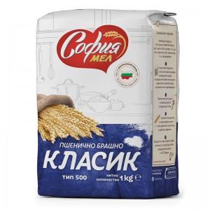 1 кг. брашно класик София Мел