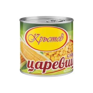 340 гр. сладка царевица Кръстев