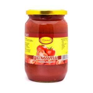 680 гр. домати небелени Кръстев