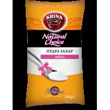 500 гр. пудра захар фина Крина