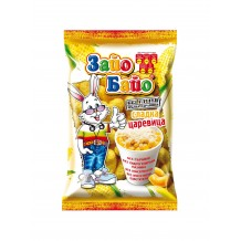 60 гр. Пшенични пръчици Зайо Байо Сладка царевица