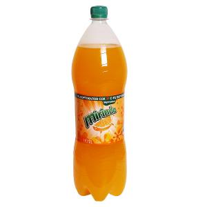 2 л. Газирана безалкохолна напитка Миринда