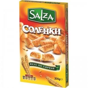 200 гр. соленки със сирене Салца Sweet+