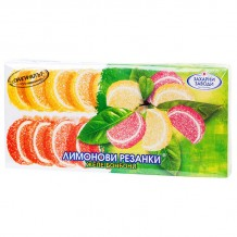 180 гр. Лимонови резанки