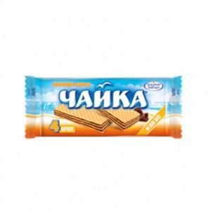 108 гр. вафли Чайка / 4 броя пакет