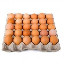 10 бр. Яйца L размер български