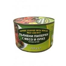 410 гр. Пълнени пиперки консерва