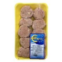 10 бр. Кюфте свинско замразено 400 гр. Жар