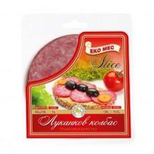 200 гр. Луканков колбас слайс Еко мес