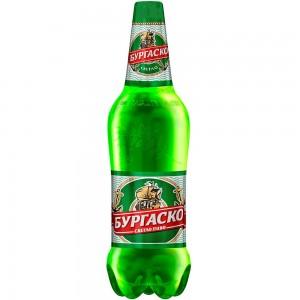 1 л. бира Бургаско светло