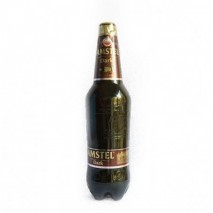 1 л. бира Amstel тъмно