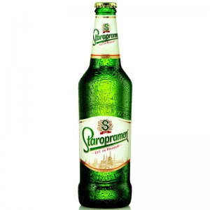 500 мл. бира Старопрамен
