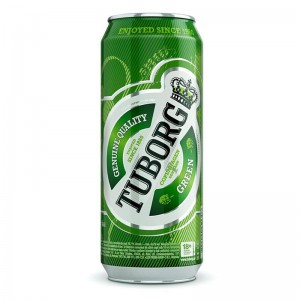 500 мл. бира Туборг кен