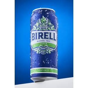 500 мл. бира 0 % Бирел