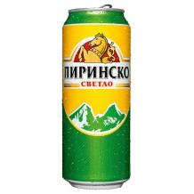 500 мл. бира Пиринско кен