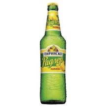 500 мл. бира Пиринско лимон