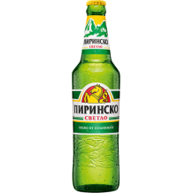 500 мл. бира Пиринско