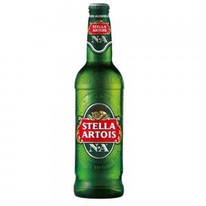 330 мл. бира 0 % Стела Артоа