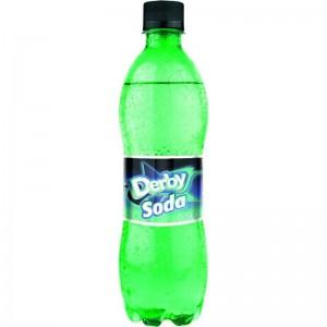 500 гр. газирана вода  Дерби