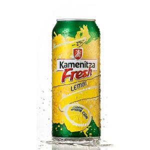 500 мл. бира лимон кен Каменица