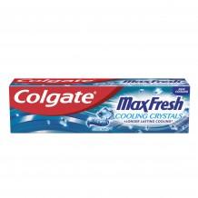 100 мл. паста за зъби Colgate max fresh cooling cristals