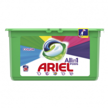 39 бр. капсули за пране Ariel 3in1 Pods Color