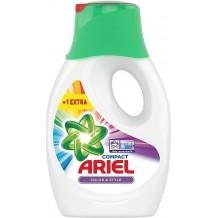 715 мл. Течен перилен препарат за цветно пране Ariel Compact Color & Style