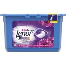 14 бр. капсули за пране Lenor Amethyst 14 бр.