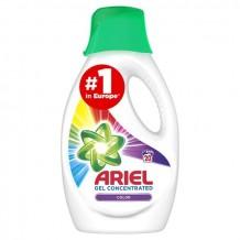 1.1 л. Течен перилен препарат Ariel Gel Concentrated Color