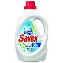 1.1 л. Течен перилен препарат Savex Parfum Lock 2в1 white