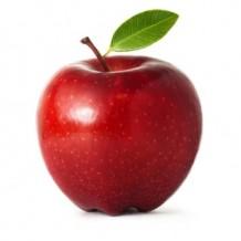 500 гр. Червени ябълки