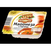 125 гр. Майонеза с Горчица Олинеза